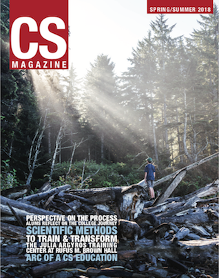 Spring/Summer 2018 CS Magazine is Out!