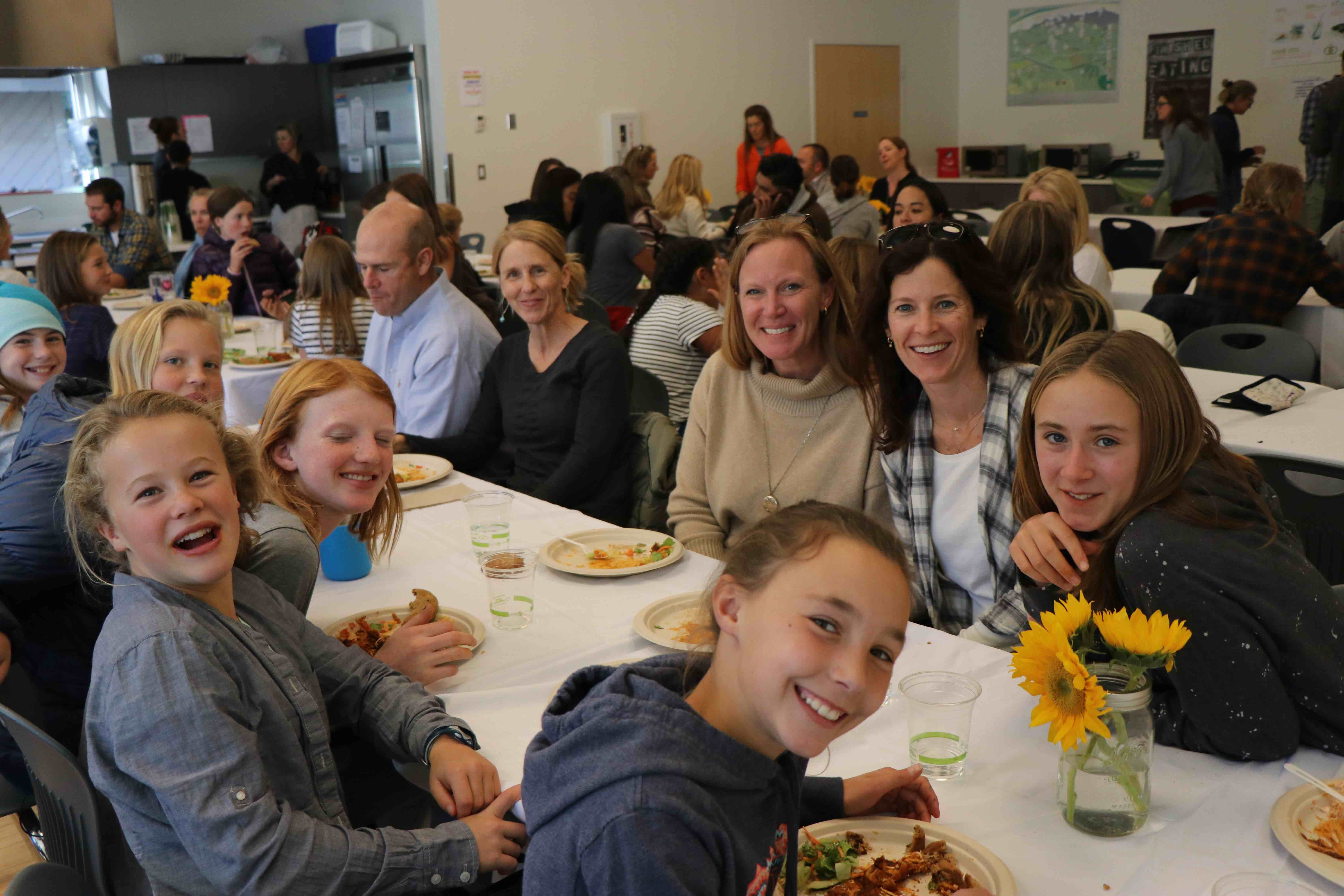 Middle School Parent Visit Day October 22