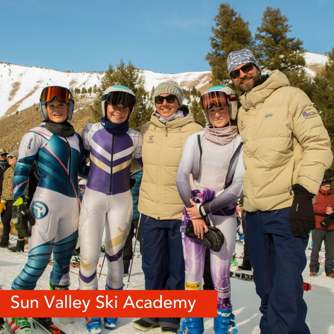 Lessons on the Slopes With the Sun Valley Ski Academy