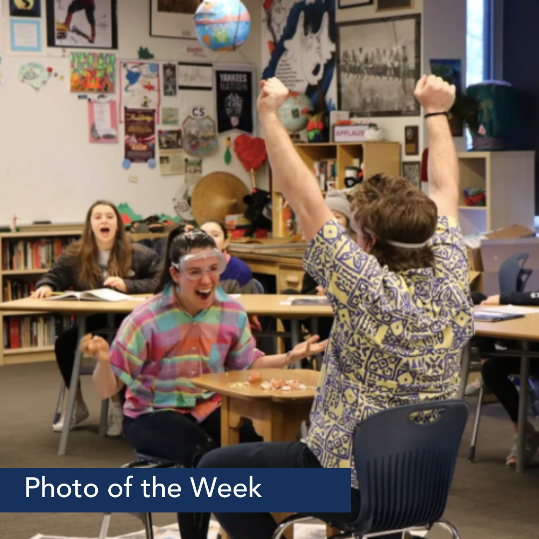 Head of School Photo of the Week: January 10, 2020
